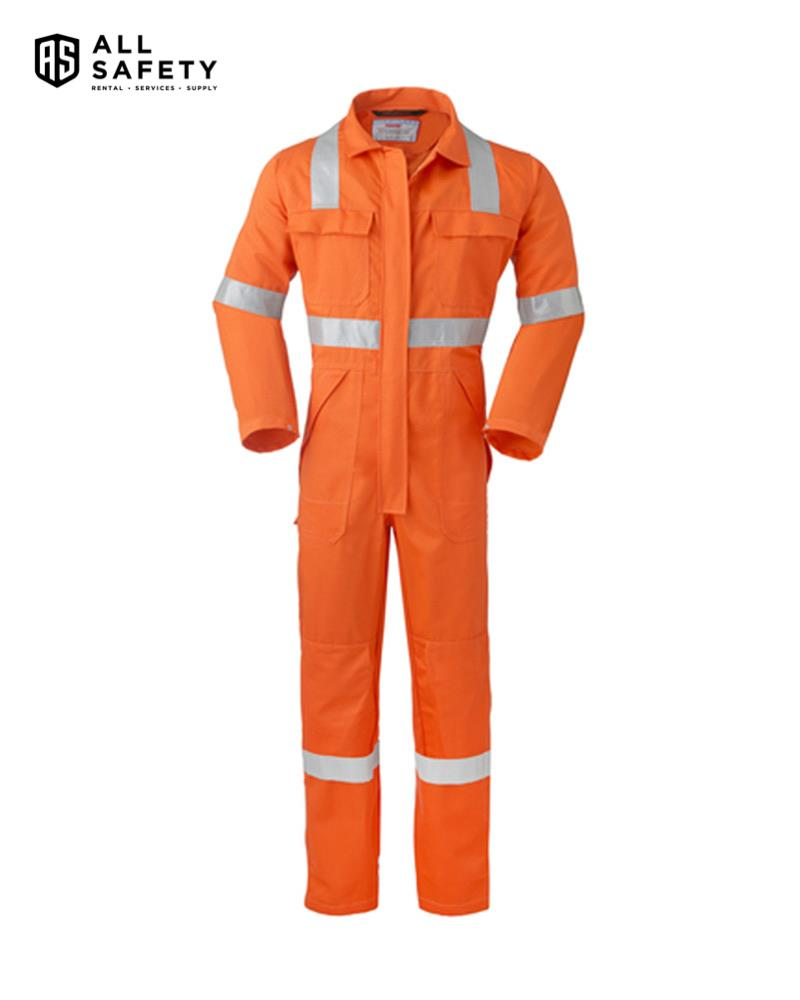 Havep 5Safety Overall 2033 Oranje (Iso11611/11612 En1149/13034 Iec61482)