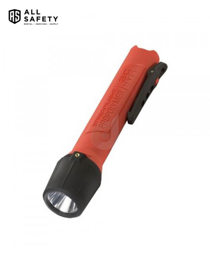 Streamlight Zaklamp 3N Propolymer Led (Ex Proof Rood)